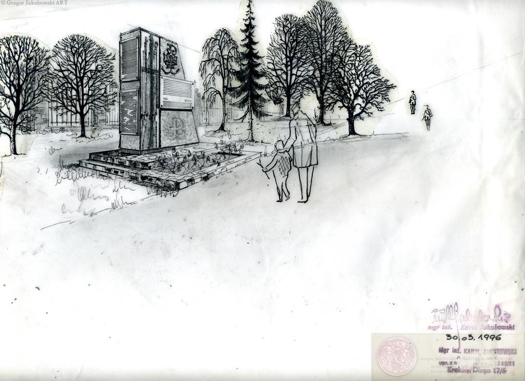 Pomnik Szare Szeregi ZHP _4