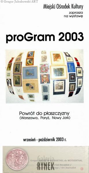ProGram2003 Wwa