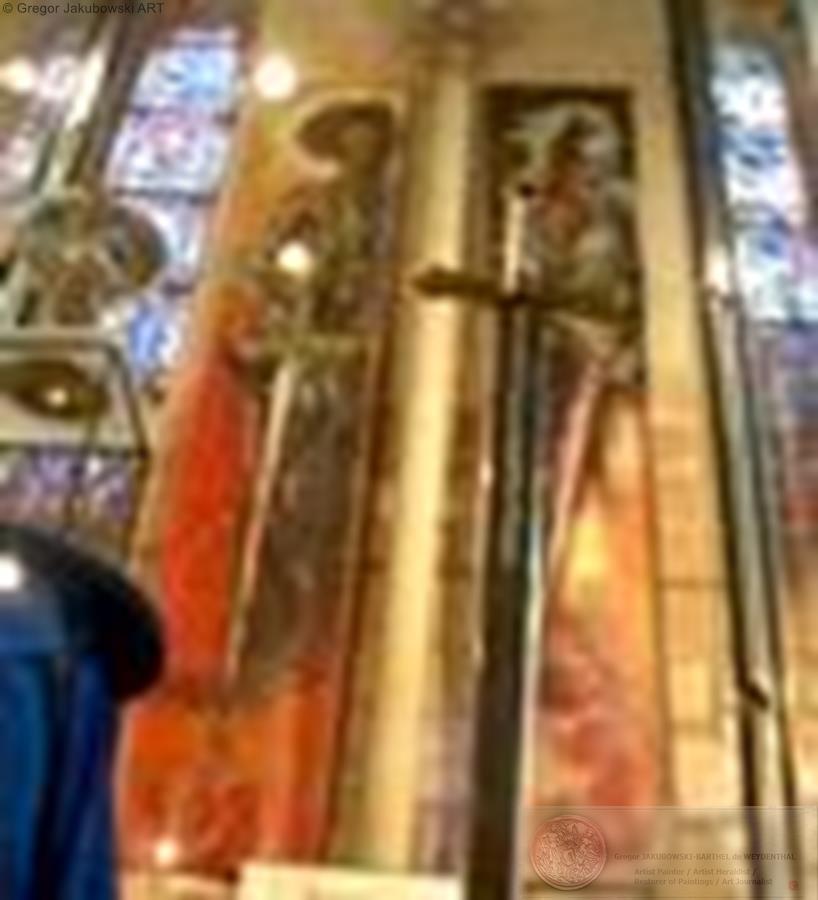 Chapelle Saint-Jean, SAUMUR 2002