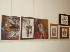 25e Salon d'AUTOMNE, Espace ERCKMAN, LUNEVILLE, 30 IX - 23 X 2006