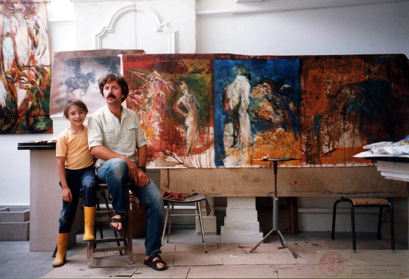 Grzegorz & Bartosz Jakubowski, La Colombiere, 1998