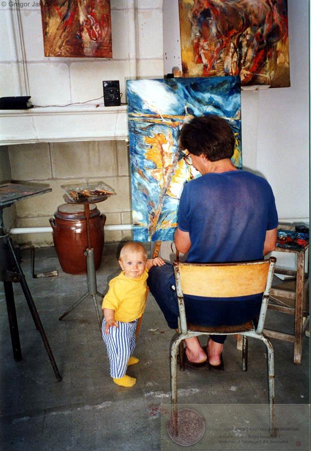 Grzegorz & Kasper Jakubowski, La Colombiere, 1999