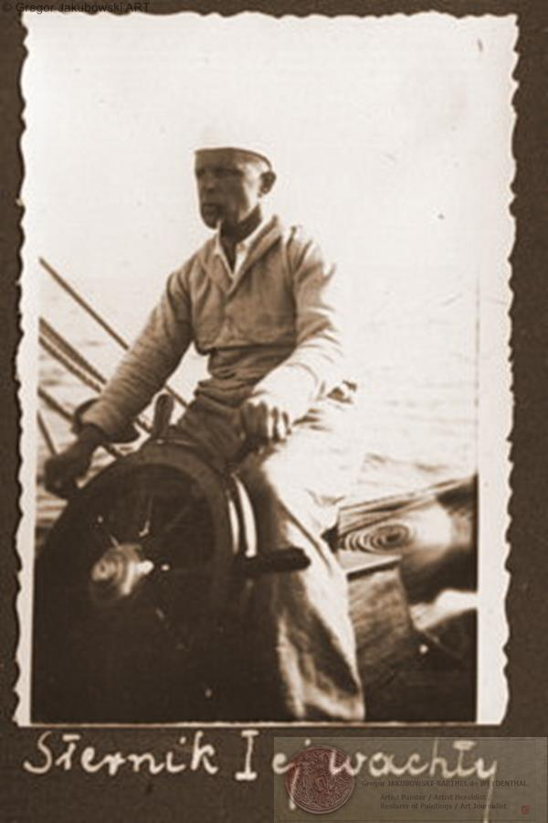 Tadeusz Jakubowski - sternik