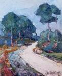 Terlikowski Painting restored by G.J.