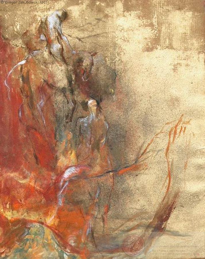 VOYAGEURS Paintings