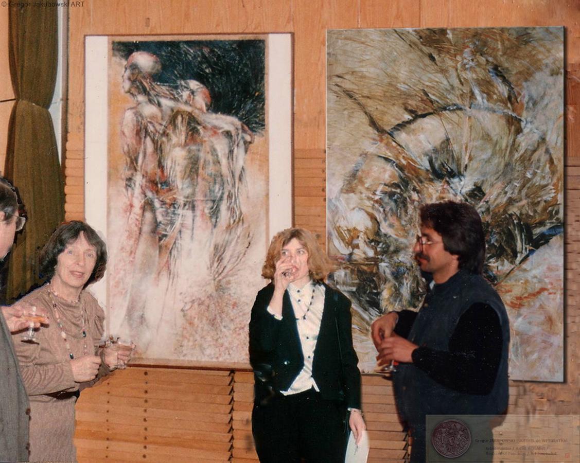 SARP - PALAC ZAMOYSKI, WARSAW, 1989