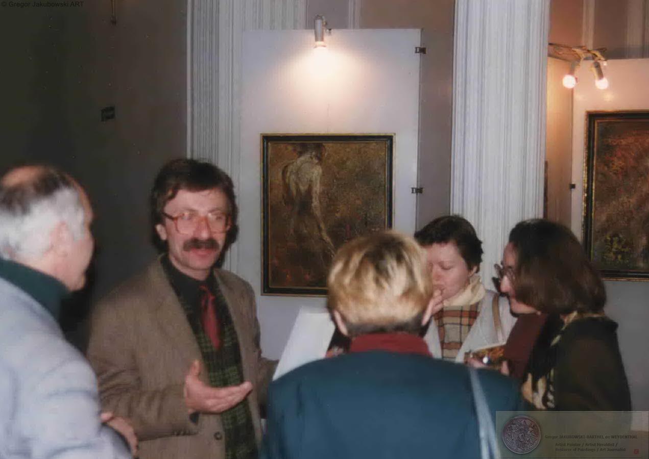 Gregor Jakubowski - Wspolnota Polska, Warszawa, 1995
