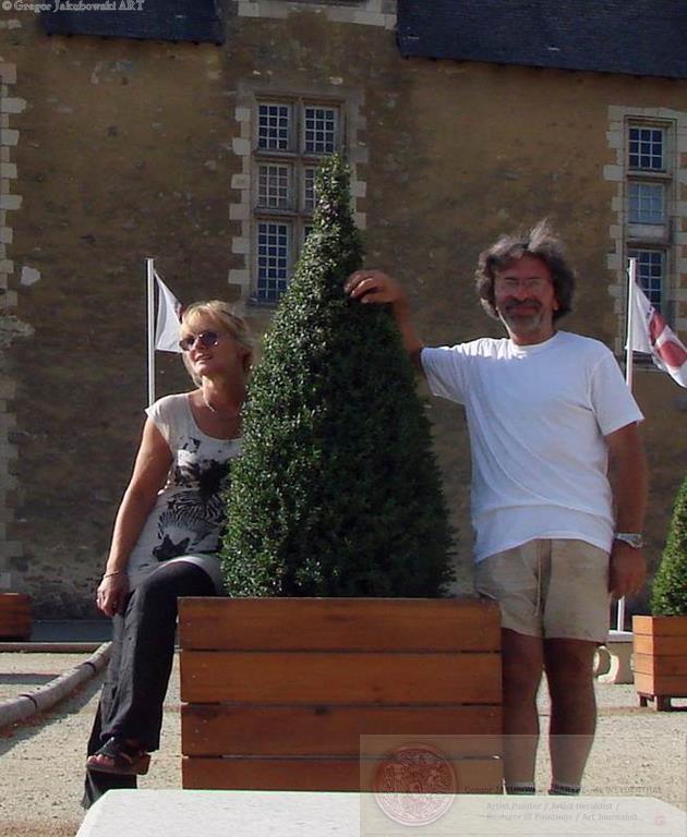 Ewa Maslowska & Gregor Jakubowski, Bauge IX 2010