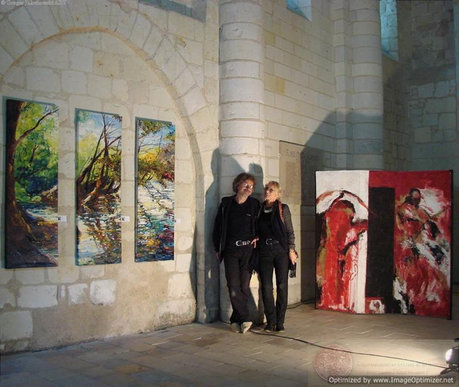 Ewa Maslowska & Gregor Jakubowski, Saint-Auvent, VII 2010