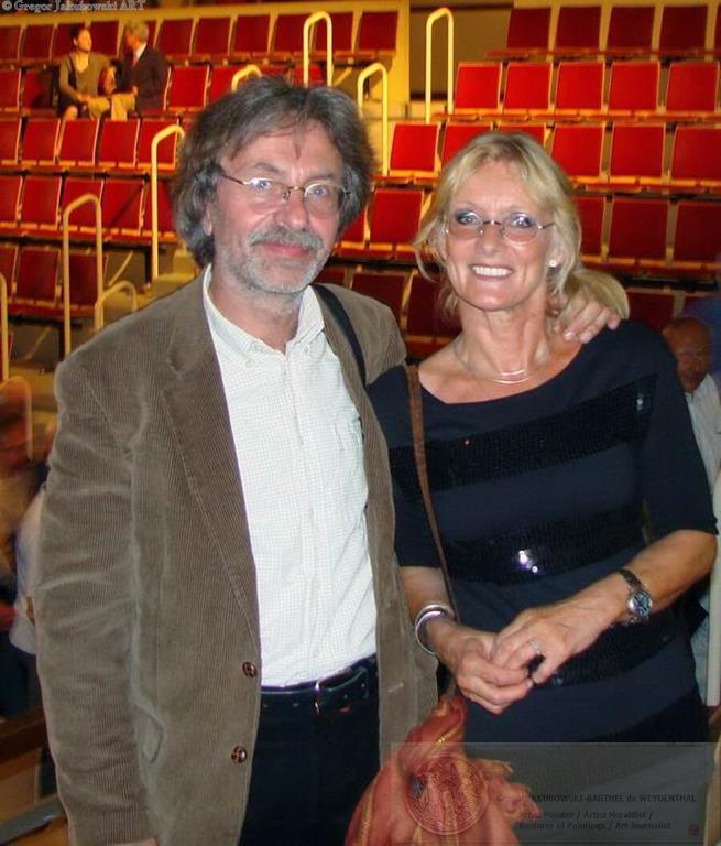 Ewa Maslowska & Gregor Jakubowski : YIN & YANG