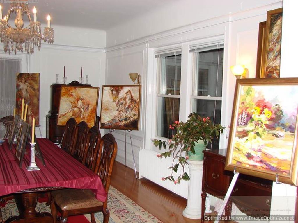 YIN & YANG, Ewa MASLOWSKA & Gregor JAKUBOWSKI, oil paintings Polish Manor, Fairhaven,Mass, 15_XI_2009