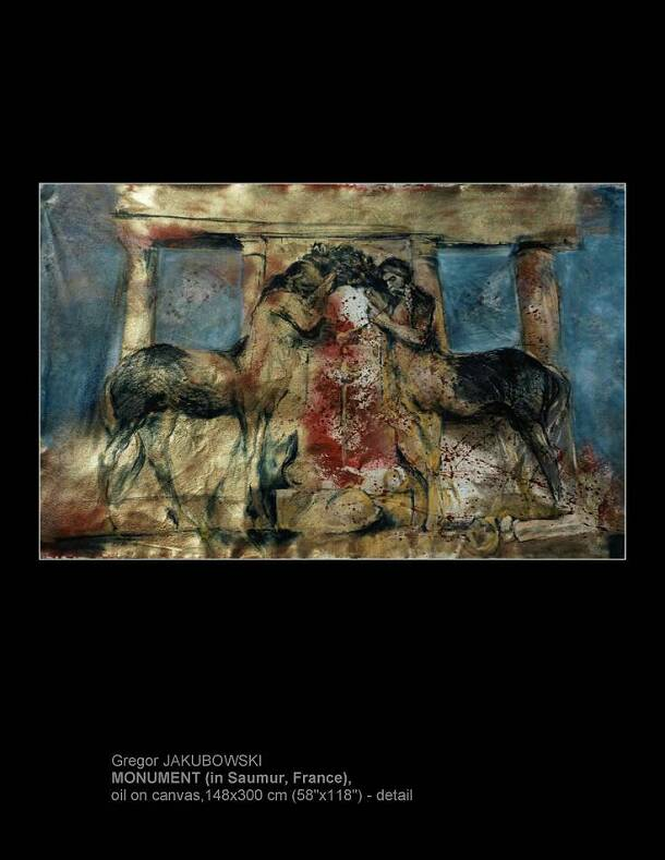 Gregor JAKUBOWSKI - the MONUMENT