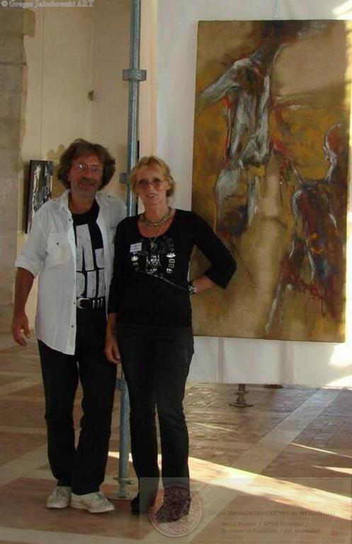 Ewa Maslowska & Gregor Jakubowski, Nouvelles Metamorhoses 2011