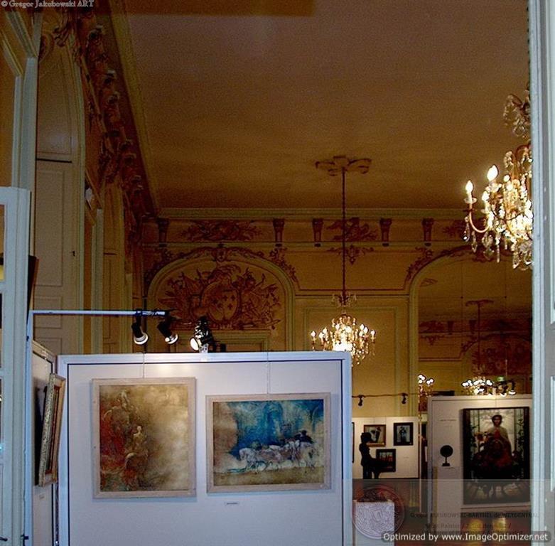 Salon International 2002, chateau de Luneville