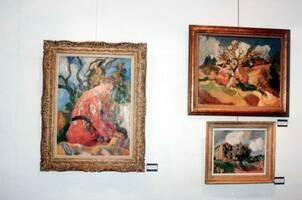 ZAWADO (Waclaw Zawadowski) exposition Bibliotheque Polonaise de Paris, 1991