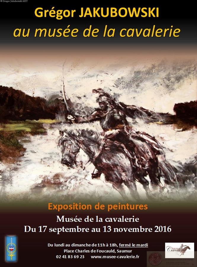 Musee de la Cavalerie affiche_2016