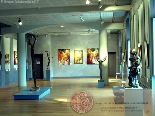 Musique et Emotions plastiques, chateau d'Ars, VII-VIII 2003