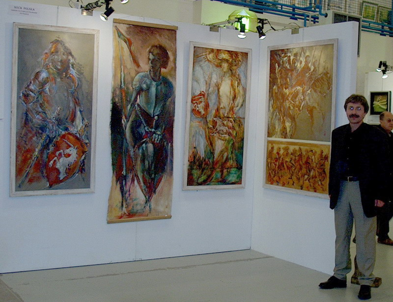 Salon International 2004, Jakubowski