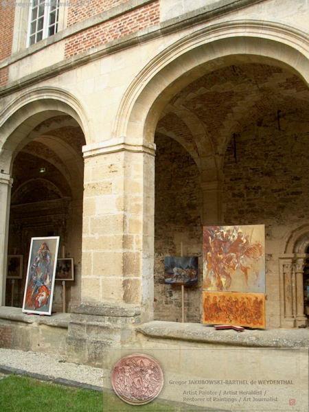 Abbaye de SAINT-MICHEL