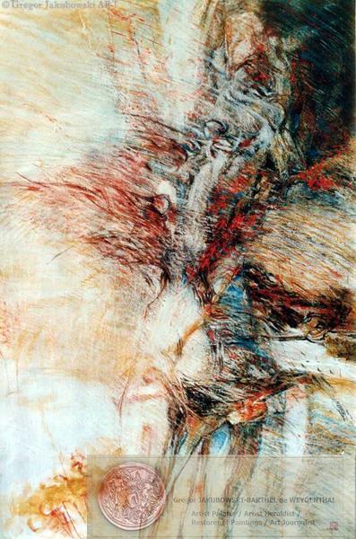 MOISSON, 150x100 cm