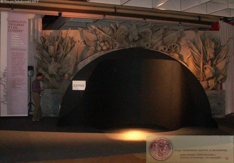 exhibition conceptor: Witold PYZIK, sculptor