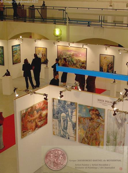 Salon International 2004, Pyzik