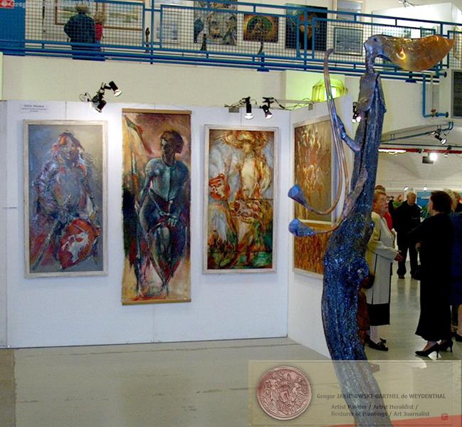 Salon International 2004, Tomaszewski,Jakubowski