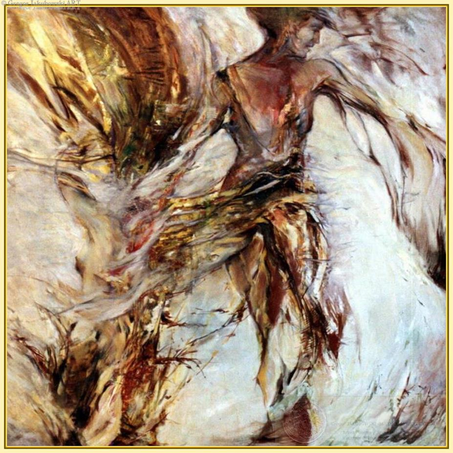 ENCOUNTER cycle paintings