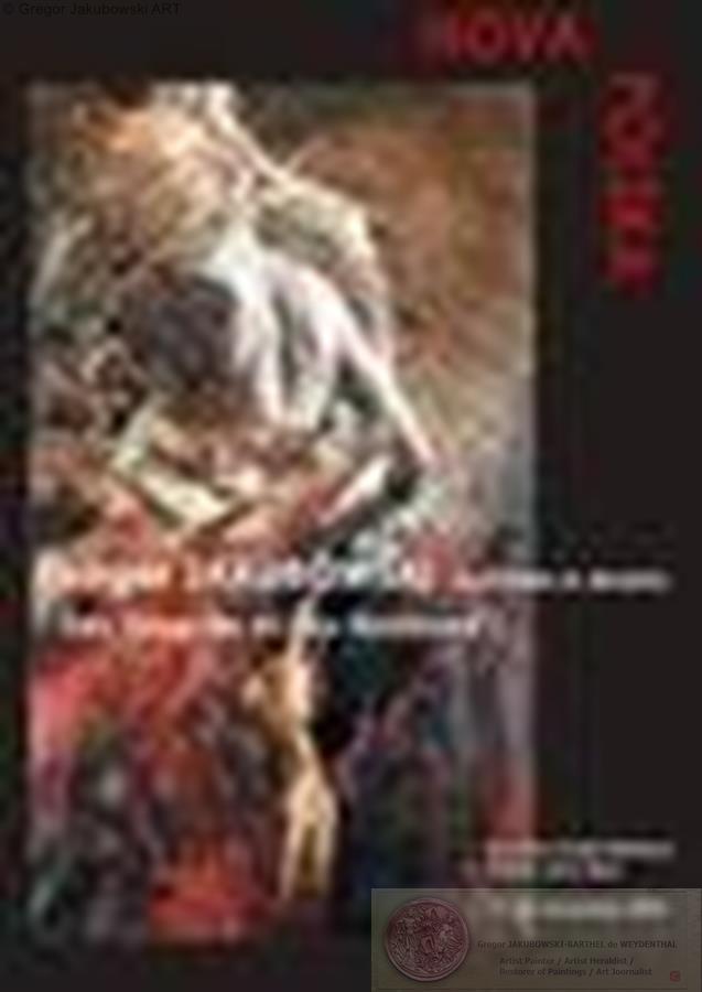 Grzegorz JAKUBOWSKI -Des DRAGONS et des HOMMES