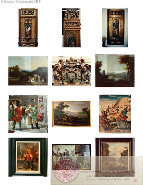Restoration of Paintings)