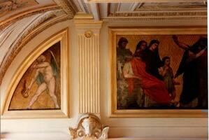 Restoration of Ancient Paintings - Gaite Lyrique
