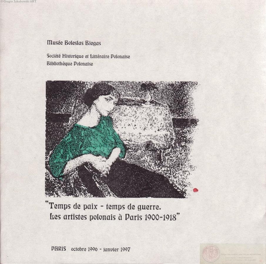 BPP_ Temps de Paix, Temps de Guerre _ katalog